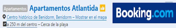 APARTAMENTOS ATLANTIDA BOOKING