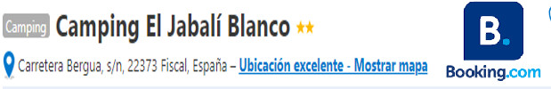 JABALI BLANCO BOOKING