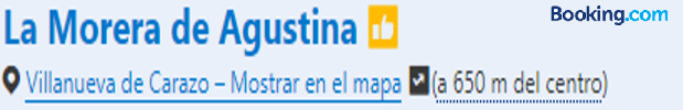 MORERA DE AGUSTINA BOOKING