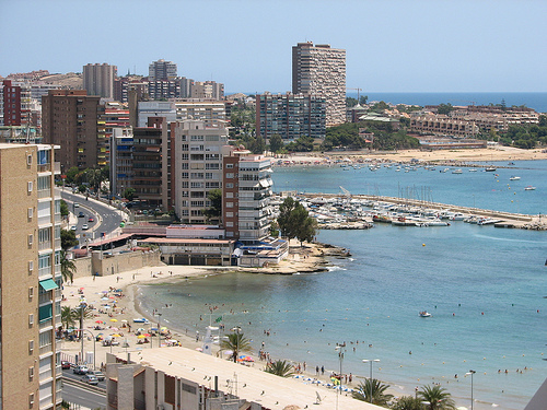 playa-albufereta-alicante